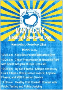 Mantachie Healthy Hometown Celebration @ Mantachie Park | Mantachie | Mississippi | United States